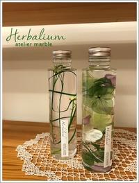グリーンハーバリウム - 千葉県旭市*花と香り atelier marble
