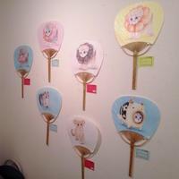 【展覧会】7/2〜7/72018年 奥野ビル夏祭り!~うちわ展〜 - junya.blog(猫×犬)リアリズム絵画