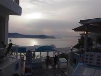 2017.5ギリシャ・ドバイの旅 part24 サントリーニ@フィラ3 - 韓国ホリックかも?