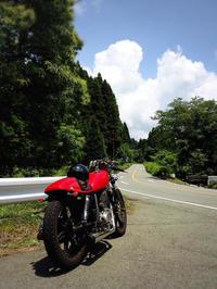 私的ブログ…我がSR過去の写真①…編 - 阿蘇西原村カレー専門店 chang- PLANT ~style zero~