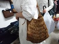 京都 大アンティークフェア 3 - 古布や麻の葉