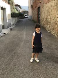 幼稚園最後の日 - お義母さんはシチリア人
