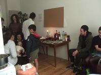 ベルリンの娘家族宅で「お食い初め」パーティー - 「サクラサク」だより