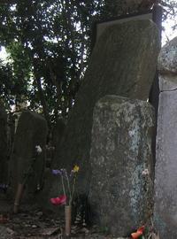 撮り溜めた写真から23~医王寺の石造供養塔群④ - 風の人:シンの独り言(大人の総合学習的な生活の試み)
