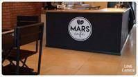 Mars  Cafe - Mexico, cielo despejado