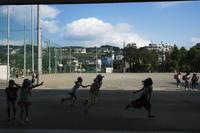 下校前の風景2(5cut) -     ~風に乗って~    Present