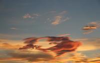シュールな雲 - ぎんネコ☆はうす