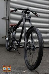 『 Nirve Switchblade 』 - みやたサイクル自転車屋日記