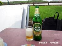 最後の宴はクラビタウンのいつもの川沿い屋台で〆! - 酒飲みパンダの貧乏旅行記 第二章