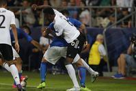 U21イタリア対U21ドイツ(於:Krakow) - MutsuFotografia blog