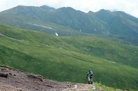 富良野岳は、雲の上… - 山岳徘徊倶楽部(団塊の世代と云わないで、ビートルズ世代と云っとくれ…)