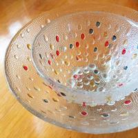 ダンスクのガラスの器 - 編み好き@amiami通信