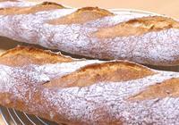 薄目なバゲット&お買い物 - ~あこパン日記~さあパンを焼きましょう