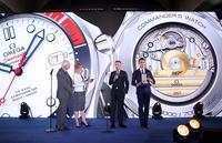 """オメガ:昨夜""""コマンダー"""" ウォッチ発表イベントをロンドンで開催 - ブランド腕時計ガイド"""