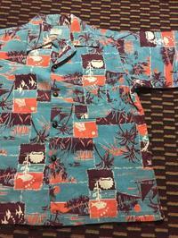 7月8日(土)入荷!40sall cotton Hawaiian shirts ハワイアンシャツ! - ショウザンビル mecca BLOG!!
