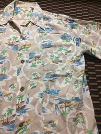 7月8日(土)入荷!40sall cotton Hawaiian shirts ! ハワイアンシャツ! - ショウザンビル mecca BLOG!!