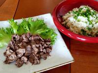 シンプル焼肉のエキスで焼き飯 - いつもの食事に +1