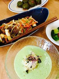 福岡クラスはコングッス♪ - 今日も食べようキムチっ子クラブ (料理研究家 結城奈佳の韓国料理教室)