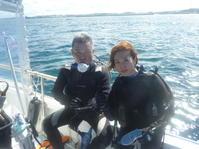 のんびりと充実の2日間~糸満近海ガイド付きボートダイビング(ファンダイビング)~ - 大度海岸(ジョン万ビーチ・大度浜海岸)と糸満でのシュノーケリング・ダイビングなら「海の遊び処 なかゆくい」