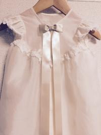 ふわふわの赤ちゃんをつつむドレス - maison de fanfare