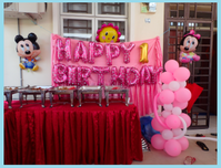 Irielle的1岁生日 - home3