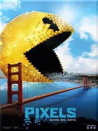 ピクセル☆☆☆☆☆☆☆ - The Movie -りんごのページ-