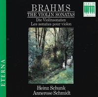 シューマンとブラームスのヴァイオリン・ソナタを聴いて、Vnソナタ特集はひとまず終了です、の巻。 - If you must die, die well みっちのブログ