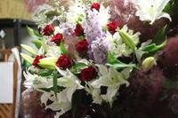 お届けした~お祝いスタンド花 - [花灯-hanabi-] 栃木県宇都宮市の花屋です