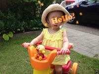 4歳と35日/1歳と91日 - ぺやんぐのブログ