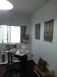 ヤノフ村のフィン織り - アトリエひなぎく 手織り日記