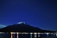 山中湖 - 都忘れと忘れな草