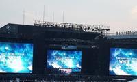 沈まぬ太陽ヨンベソロコン@ZOZOマリンスタジアム初日 - 続☆今日が一番・・・♪