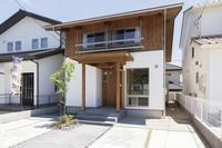 Jパネル落とし込み構法商品住宅『木香の家』 - アトリエMアーキテクツの建築日記