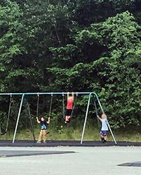 夏休み開始前後のプレイデート - くもりのち雨、ときど~き晴れ Seattle Life 3