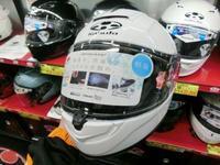 ヘルメットを冷やかし、OGKカブトエアロブレード5など - 某の雑記帳