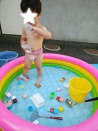*プール開きin札幌&トイトレ~!* - カナママのゆるり暮らし*