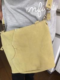 柔らかい革のバッグ、完成 - Qui vivra verra