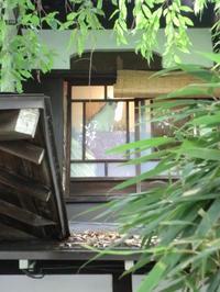 レトロな窓から。 - 嵐山ハイブリッド美術館日記