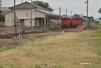 北陸線、なう~紅いキハと終着駅~ - ちょっくら、そのへんまで。な日常。