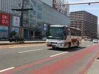 九州急行バス(長崎駅前←→博多バスターミナル) - バスマニア