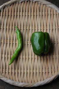 野菜のカタチ - polepoleな日々