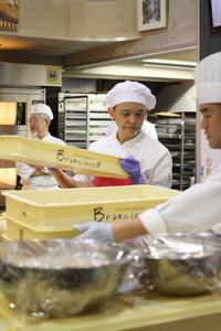 講習会のお手伝いに行ってきました(^_-)-☆ - KOMUGIのパン工房