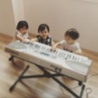 ベビーの親子リトミック、1歳さくらんぼクラス募集開始です - 鷺沼・たまプラーザ0歳からの音楽教室「ハッピーリズム」