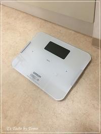 新しい体重計 - T's Taste