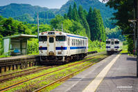 ☆ 列車交換 ☆ - Trimming