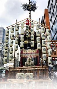 祇園祭に行って来ました。 - 手仕事 なのはな