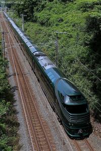棚から牡丹餅。 - 山陽路を往く列車たち