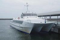 7/12 船で三重県へ。 - uminaha-t's blog