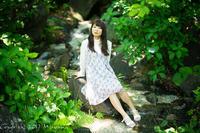 きらめきフラワー in 六本木 その6 - めぐみ #006 - Mi-yan's PHOTO LIFE blog [PORTRAIT]