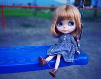 swing me - カメラのまばたき